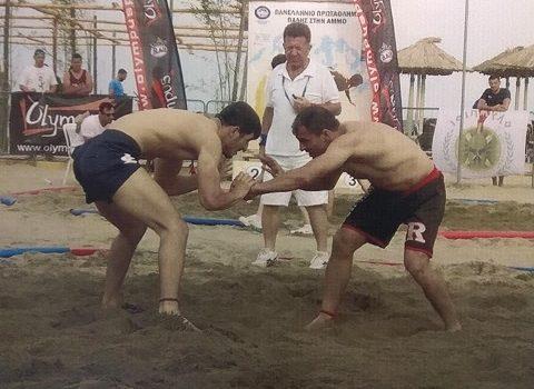 Ο Κουλουχίδης στο Παγκόσμιο Τουρνουά Πάλης