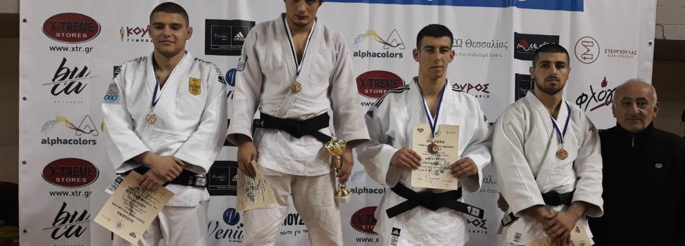 Πανελλήνιο Πρωτάθλημα Νέων 2019,  Αργυρό Μετάλλιο ο Μυλωνέλης