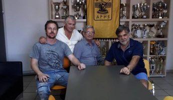 """""""ΜΕΓΑΣ ΧΟΡΗΓΟΣ"""" στον ΑΣ ο Τομ Παπαδόπουλος"""