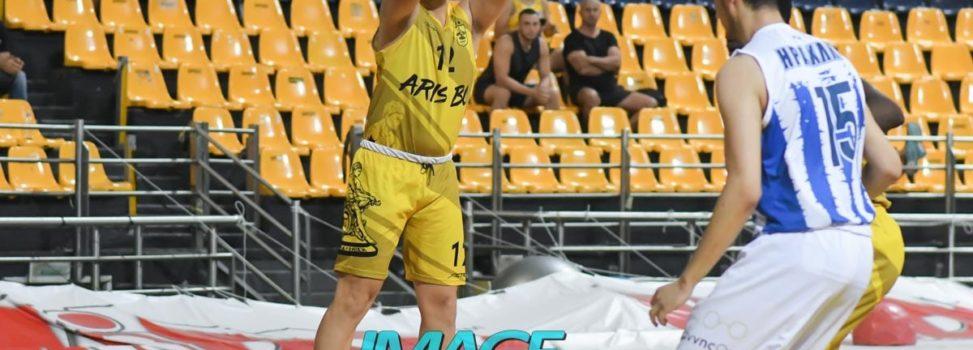 Μπάσκετ Εφήβων: Στην Εθνική ο Αστεριάδης