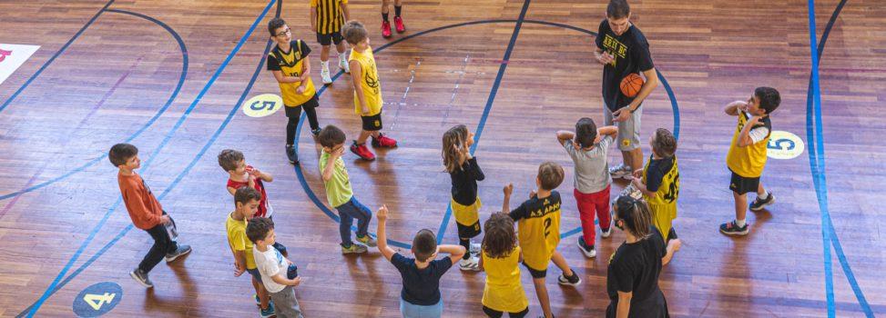 Ακαδημία Μπάσκετ: Συγκινητική η ανταπόκριση για το ARIS Junior Basketball Program (photostory)