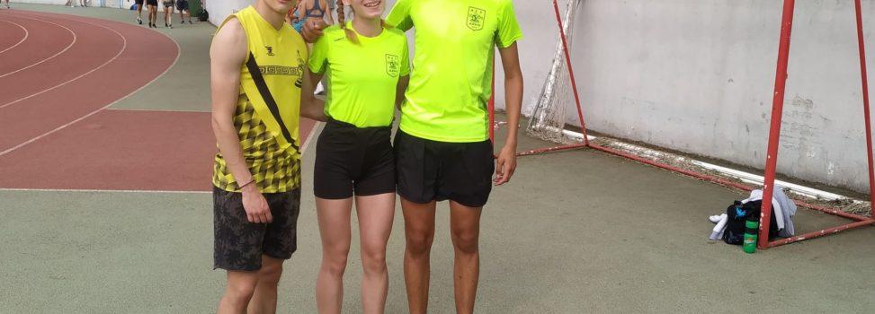 Στίβος: Διακρίσεων συνέχεια για τον ΑΡΗ στο Διασυλλογικό Πρωτάθλημα Κ18 (PICS)