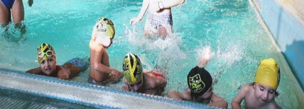 Κολύμβηση: Το πρόγραμμα προπονήσεων του ΑΡΗ (παιδιά 4-6 ετών)