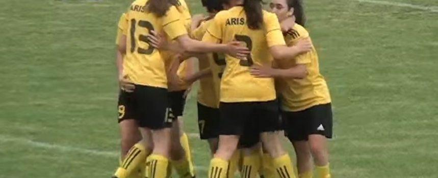 Ποδόσφαιρο Γυναικών: Ισοπαλία με τη Δόξα Δράμας (1-1)