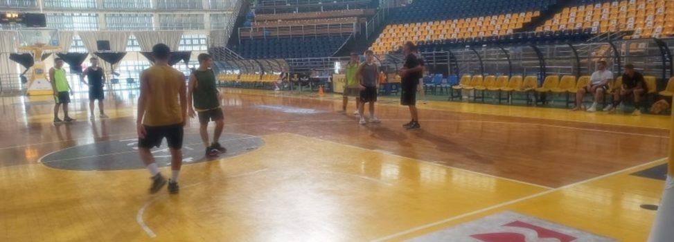 Ακαδημία Μπάσκετ: Έπεσε η αυλαία των ανοιχτών προπονήσεων στο «Nick Galis Hall»