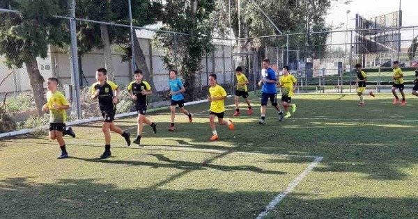 Ακαδημία Ποδοσφαίρου: Αλλαγές στο πρόγραμμα προπονήσεων
