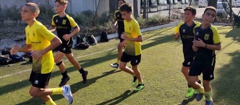 Ποδόσφαιρο: «4 στα 4» για τα τμήματα υποδομής του Α.Σ. ΑΡΗΣ
