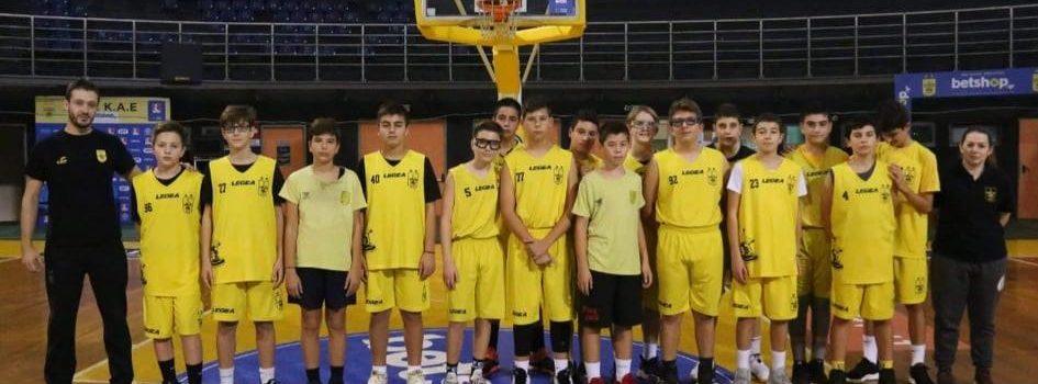 Συνεχίζονται τα tryouts στην Ακαδημία Μπάσκετ του ΑΡΗ