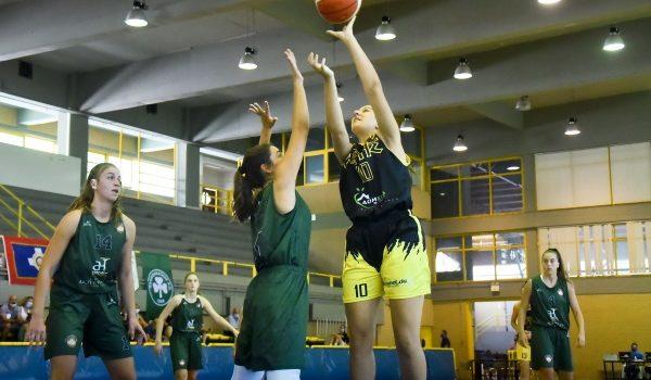 Μπάσκετ Κορασίδων: Αυλαία με «περίπατο», «ασημένια» τα κορίτσια του ΑΡΗ