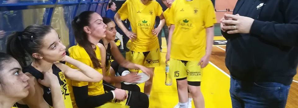 Μπάσκετ Νεανίδων: Άνετη νίκη του ΑΡΗ επί του Αστέρα Ιπποδρομίου