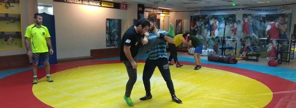 Πάλη: Με τριμελή εκπροσώπηση ο ΑΡΗΣ στο Πανελλήνιο Πρωτάθλημα
