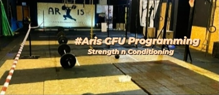 Άρση Βαρών & CrossFit: Διαδικτυακές προπονήσεις και όχι μόνο