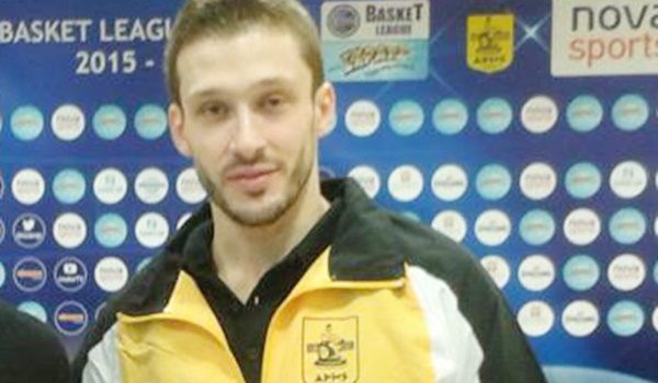 Νέος τεχνικός διευθυντής των Ακαδημιών Μπάσκετ ο Αχιλλέας Παπαδημητρίου