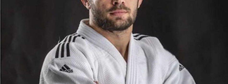 Ο Γιώργος Αζωΐδης στην προετοιμασία για τους Ολυμπιακούς Αγώνες