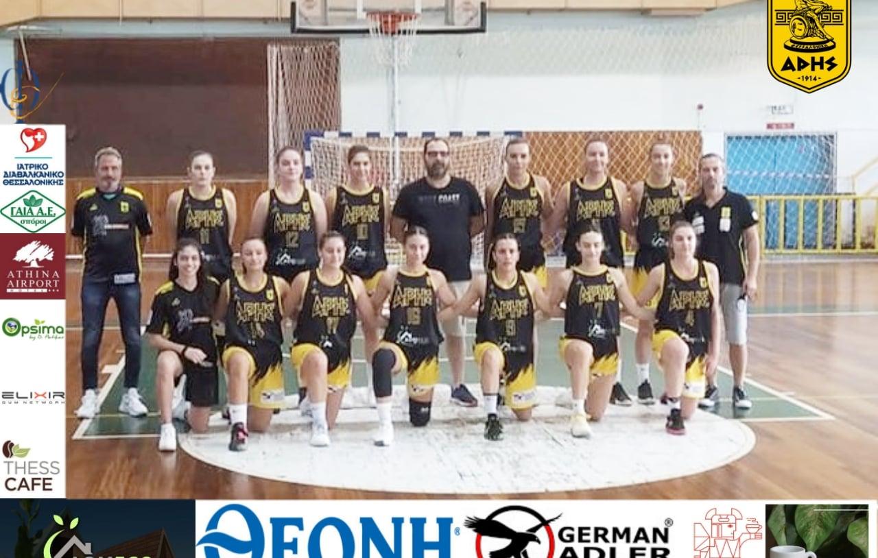 Μπάσκετ Γυναικών: Αναβολή του αγώνα με τους Πάνθηρες Καβάλας