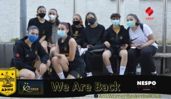 Μπάσκετ: Επιστροφή στο γήπεδο μετά από επτά μήνες για Νεάνιδες και Κορασίδες (PICS)