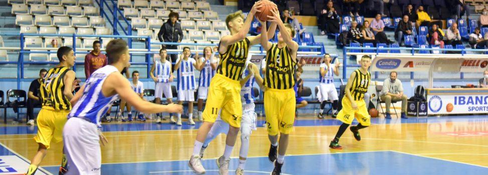Μπάσκετ Παίδων: Ξεκίνημα με νίκη στο Ιβανώφειο (photostory)