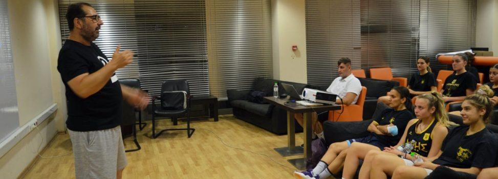 Μπάσκετ Γυναικών: Στις 26/9 με Ολύμπια Λάρισας ο ΑΡΗΣ