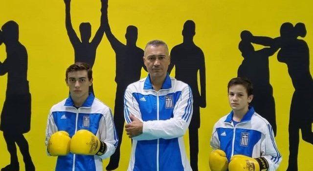 Πυγμαχία: Σε διεθνές τουρνουά στο Ζάγκρεμπ οι Πέτρος και Γιώργος Κωνσταντινούδης