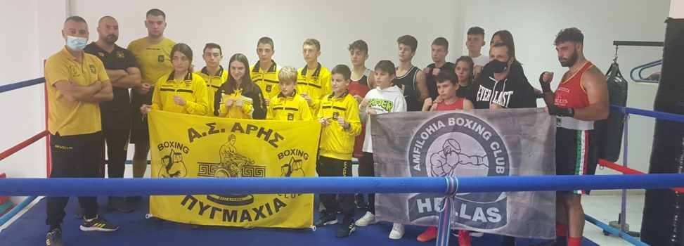 Πυγμαχία: Με επιτυχία οι αγώνες σε Αμφιλοχία και Πάτρα (pics)
