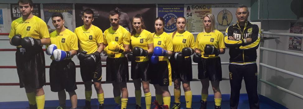 Πυγμαχία: Με οκτώ αθλητές και αθλήτριες ο ΑΡΗΣ στο Πανελλήνιο Πρωτάθλημα