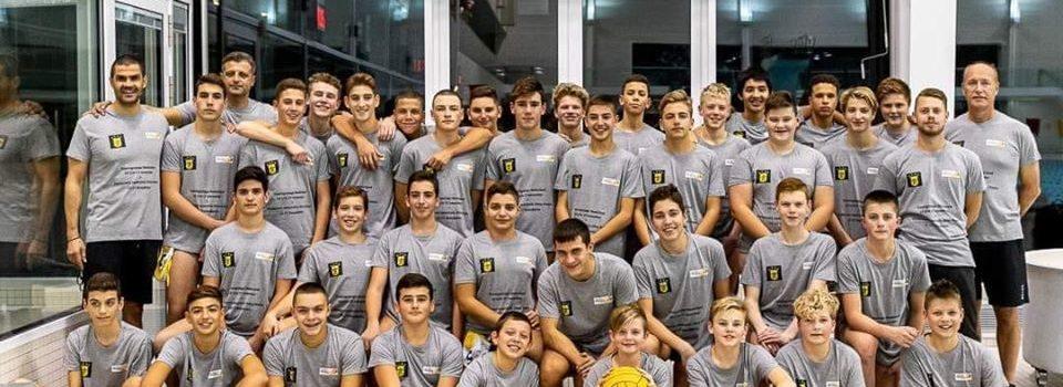 Πόλο: Επέστρεψαν γεμάτοι εμπειρίες από την Ολλανδία οι νεαροί αθλητές του ΑΡΗ