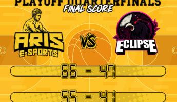 E-Sports: Πρόκριση στα ημιτελικά για την ομάδα eBasketball του ΑΡΗ