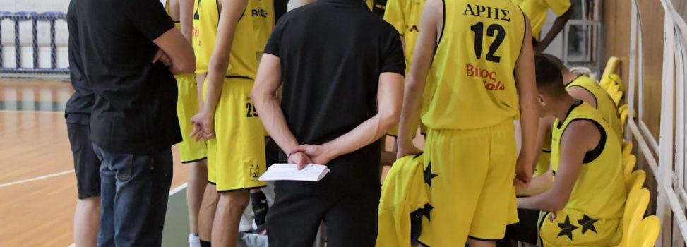 Μπάσκετ Εφήβων: Πάλεψε, αλλά λύγισε ο ΑΡΗΣ