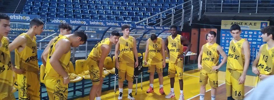 Ακαδημία Μπάσκετ: Ξεκίνημα με όνειρα για τους Έφηβους και τους Παίδες του ΑΡΗ