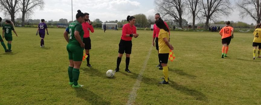 Ποδόσφαιρο Γυναικών: Νίκη αφιερωμένη στη Χριστίνα Μαργαρίτη