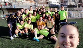Την Κυριακή (18/03) στηρίζουμε τη γυναικεία ομάδα ποδοσφαίρου