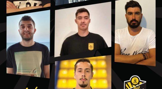 Χάντμπολ: Ανανέωση συνεργασίας με επτά αθλητές