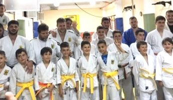 Ημέρα Τεχνικής Αξιολόγησης των Ακαδημιών Judo του ΑΣ ΑΡΗΣ
