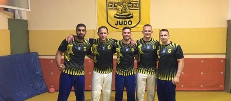Τζούντο: Αδελφοποίηση με την ομάδα του Offenbach Γερμανίας