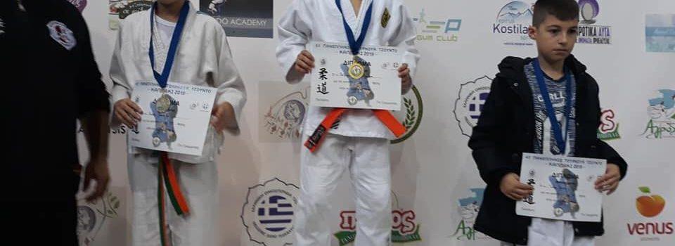 Τζούντο: Έξι μετάλλια για τους αθλητές του ΑΡΗ (photos)
