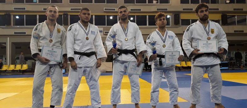 Τζούντο: Επτά μετάλλια για τον ΑΡΗ στο Πανελλήνιο Πρωτάθλημα (photostory)
