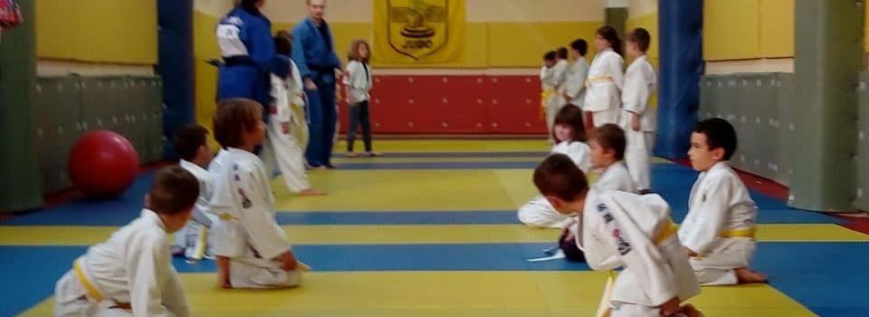 Οι Ακαδημίες Τζούντο του ΑΡΗ προπονούνται με τους πρωταθλητές μας (photos)