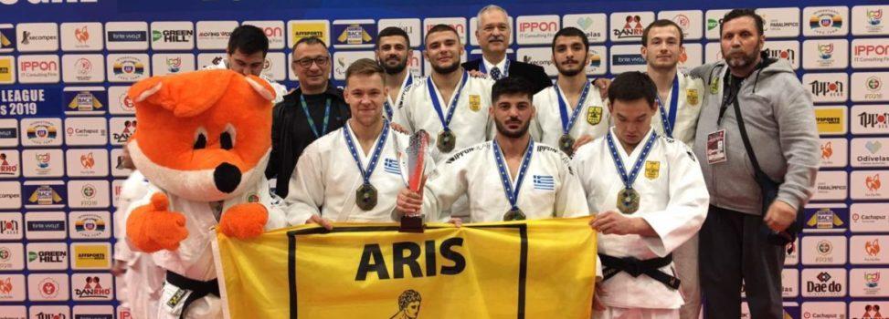 Τζούντο: Με 12 αθλητές ο ΑΡΗΣ στο Πανελλήνιο Πρωτάθλημα