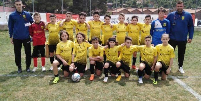 Ποδόσφαιρο: Τρεις νίκες και μία ήττα για τις υποδομές του ΑΡΗ
