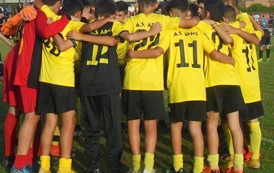 Ποδόσφαιρο: Νίκες για τα τμήματα υποδομής του Α.Σ. ΑΡΗΣ