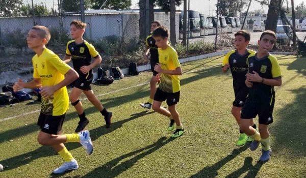 Ποδόσφαιρο: «Πρώτη» για την Κ14 (PICS)