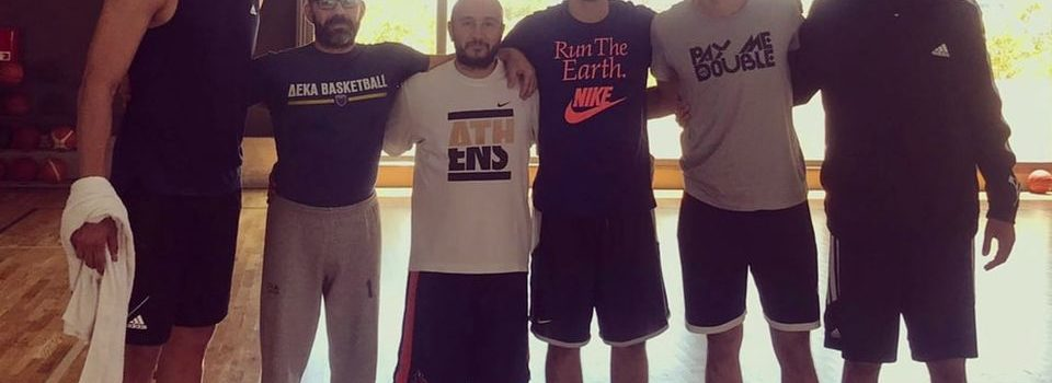 Μπάσκετ με Αμαξίδιο: Γενικός αρχηγός ο Γιώργος Κυριαζής