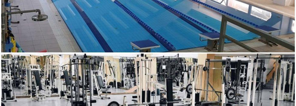 Ανακοίνωση για το κολυμβητήριο και το γυμναστήριο του Α.Σ. ΑΡΗΣ