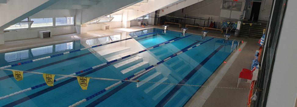 Κλειστό την Τρίτη (13/10) το κολυμβητήριο του ΑΡΗ λόγω έκτακτης συντήρησης