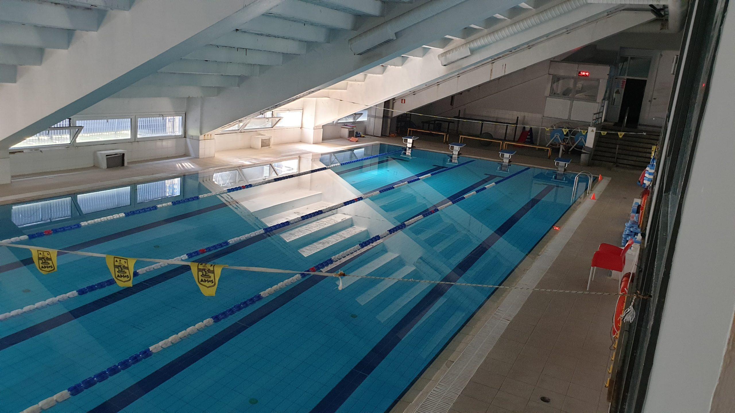 Κολυμβητήριο: Αλλαγή ώρας στο Aqua Aerobic και το τμήμα εκμάθησης ενηλίκων
