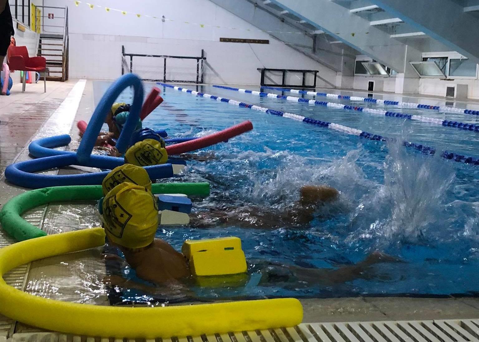Κολύμβηση: Μάθε τα μυστικά της πισίνας στο κολυμβητήριο του ΑΡΗ (pics)