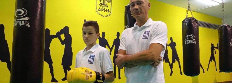 Πυγμαχία: Στη «μάχη» του Πανευρωπαϊκού Πρωταθλήματος ο Κωνσταντινούδης