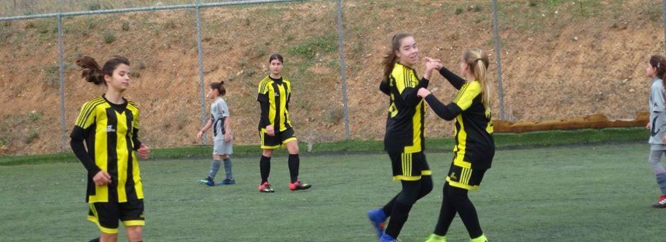Ποδόσφαιρο: Νίκη στο Πανόραμα για τις Κορασίδες (0-2)