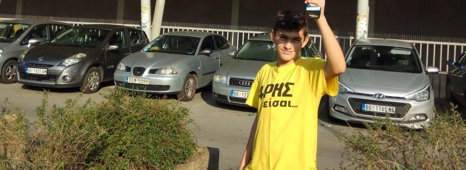 Ξιφασκία: «Χρυσός» ο Λεωτόν στο Sindjelic Cup