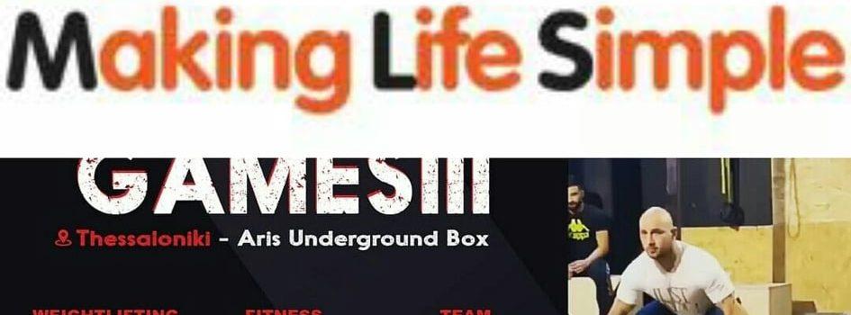 Crossfit: Η MLS υποστηρικτής του «Lift Fot Life III»